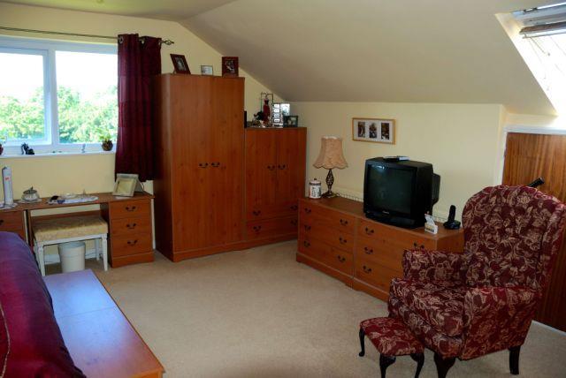 Bedroom 1 - Master bedroom